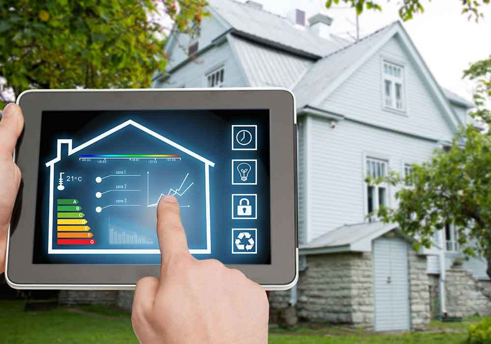 Keep an eye on and control your HVAC system from anywhere with home automation systems from Honeywell, Comfort Sync & Bryant Evolution.
