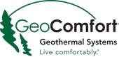 GeoComfort Heating & Cooling systems