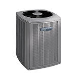 Armstrong Air Heat Pumps cool and heats your home year round!