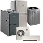 We carry high efficiency comfort products from Armstrong Air, Bryant, GeoComfort, Mitsubishi & More.